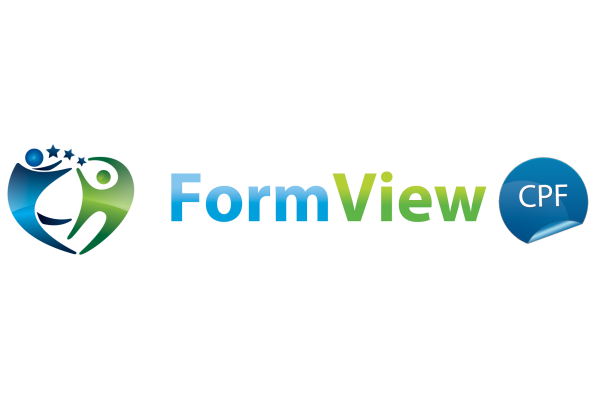 The software FormView CPF is enabled